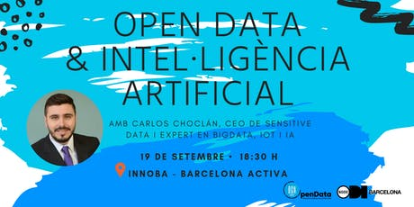 Inici temporada Open Data School amb workshop gratuït tickets