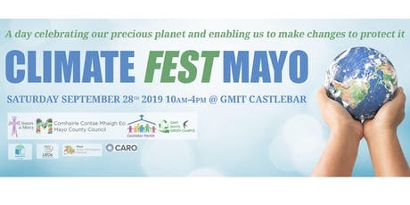 Climate Fest Mayo 2019 tickets