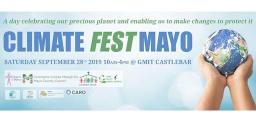 Climate Fest Mayo 2019