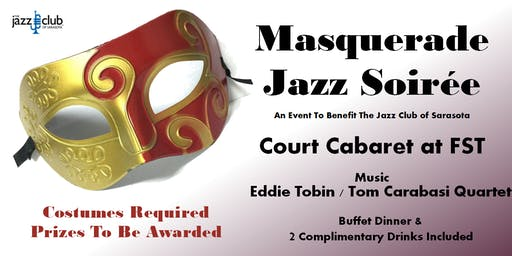Masquerade Jazz Soirée