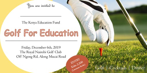 Golf For Education