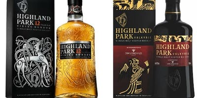 The Single Malts of Orkney's Highland Park-Scottish born: Raised by Vikings