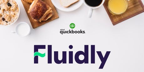 Fluidly and QuickBooks Cashflow Breakfast tickets