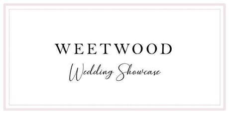 Weetwood Hall Wedding Showcase tickets