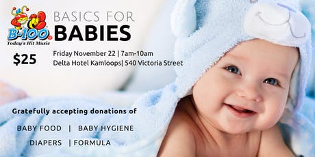 Basics For Babies tickets