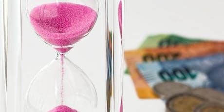 Hustle Smart: Time Management 101 tickets