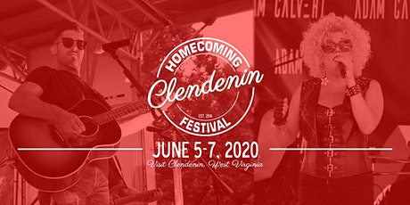 Clendenin Homecoming Festival 2020 (Craft Vendors) tickets