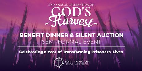 God's Harvest Benefit Dinner & Silent Auction tickets