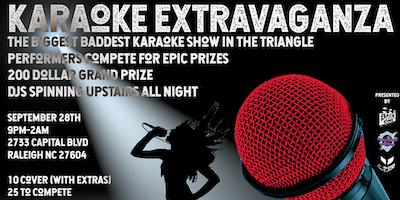 Karaoke Extravaganza