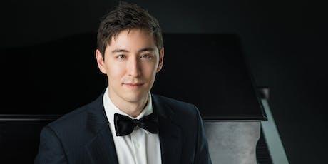 Chopin Salon - Sean Kennard, Piano tickets
