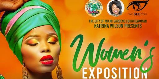 City of Miami Gardens Women's Exposition 2019