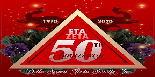 The Eta Zeta Chapter  50th Celebration