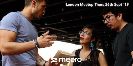 London Meero Meetup - Gallery visit & Photowalk tickets