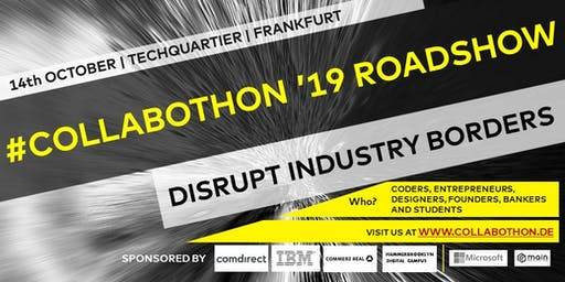 Collabothon Roadshow by comdirect and IBM