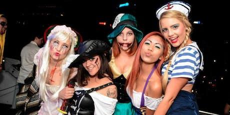 NYC Halloween Hip Hop vs. Reggae Midnight Yacht Party at Skyport Marina tickets