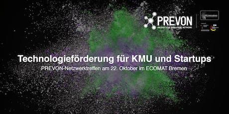 PREVON-Netzwerktreffen 2019 Tickets