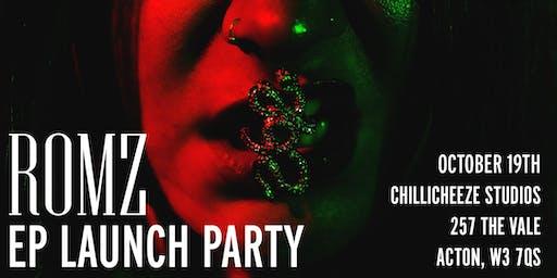 ROMZ EP LAUNCH PARTY