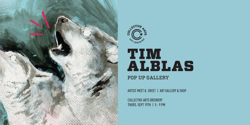 Artist Pop-Up: tim Alblas