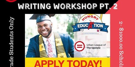 Urban League Project & M5: Denny's Scholarship Essay Writing Workshop tickets