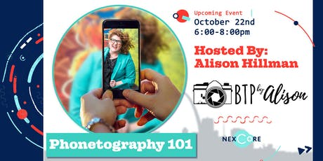 Phonetography 101: Hosted by Alison Hillman tickets