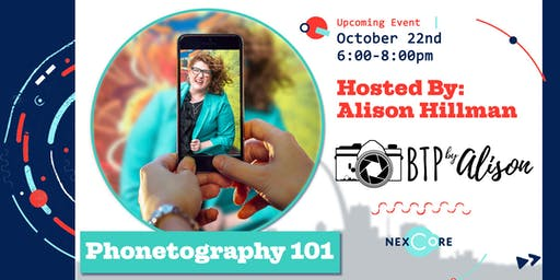 Phonetography 101: Hosted by Alison Hillman