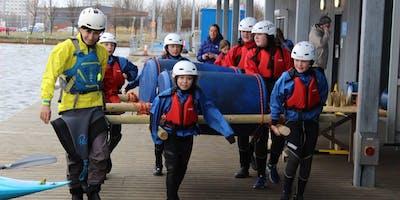 Kids October Raft Building Session