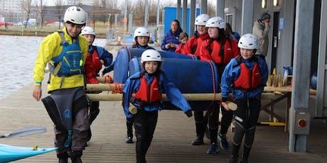 Kids October Raft Building Session tickets