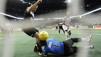 Ontario Fury Indoor Soccer