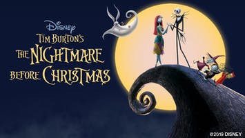 """""""The Nightmare Before Christmas"""" in 3-D With 4-D Sensory Effects"""