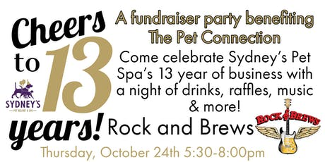 Sydney's Birthday Happy Hour Benefiting The Pet Connection tickets