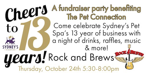 Sydney's Birthday Happy Hour Benefiting The Pet Connection
