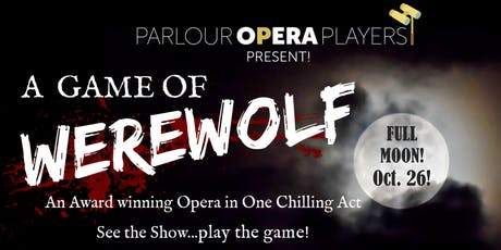 A Game of Werewolf @ Adventure Pub. Full Moon Showing! tickets