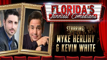 """Florida's Funniest Comedians"": Myke Herlihy & Kevin White"