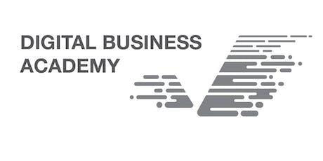 Digital Business Academy Employer Briefing tickets