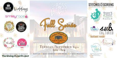 904 Boss Babes Mix + Mingle | Fall Soiree tickets