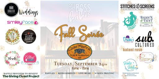 904 Boss Babes Mix + Mingle | Fall Soiree