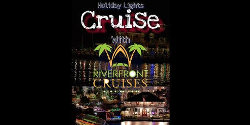 Holiday Lights Cruise aboard Riverfront Cruise