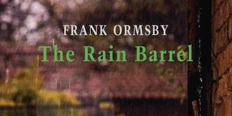 Frank Ormsby Book Launch tickets