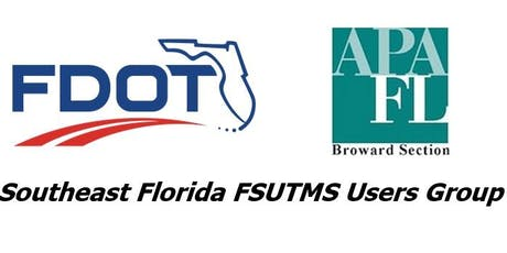Southeast Florida FSUTMS Users Group Meeting tickets