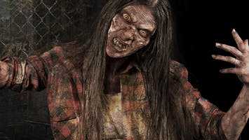 """""""City of the Dead"""" Haunted House"""