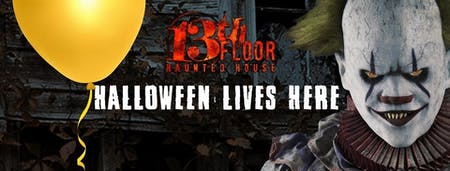 13th Floor Haunted House Houston