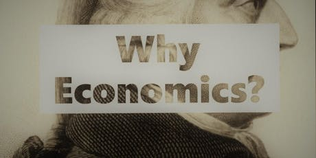 Why Economics? tickets