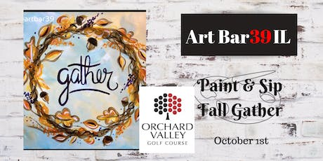 Paint and Sip At Orchard Valley County Club |Auror tickets