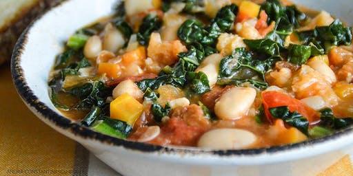 Homemade Italian Soups - Cooking Class at Cucinato