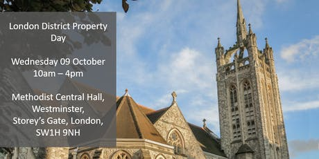 London District Property Officers Day tickets