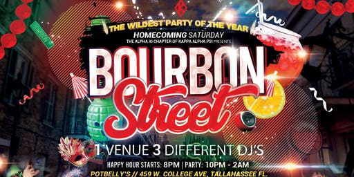 Bourbon Street 2K19