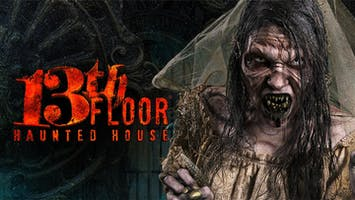 13th Floor Haunted House Jacksonville