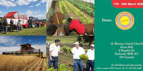 2020 AGRIC-FOOD PROFESSIONAL FARMERS SUMMIT tickets