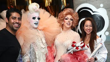New York City Wine & Food Festival: Drag Brunch hosted by Debi Mazar and Patricia Field