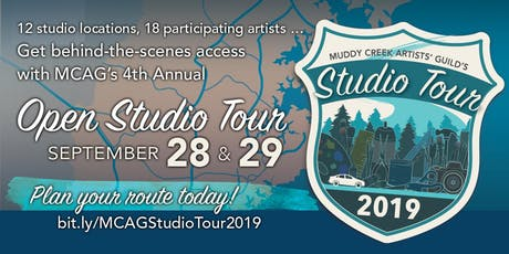 MCAG Open Studio Tour 2019 tickets